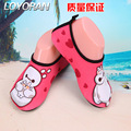 children Men and women shoes sports sandals barefoot water swimming paste skin soft shoes wading shoes 22-40