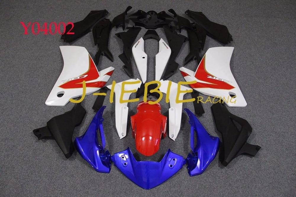 Красный сине белые инъекции обтекателя Средства ухода за кожей работы Рамки комплект для Honda CBR250R CBR 250 CBR250 RR 2011 2012 2013