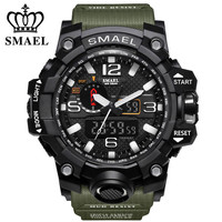 Элитный бренд G Стиль шок часы Военное Дело Мужские спортивные часы цифровые 50 м Водонепроницаемый наручные часы электронные резинкой часы ...