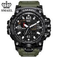 Luxury Brand G Style Shock Watch Military Men Sport Watch Digital 50M Waterproof Wristwatch Electronic Rubber