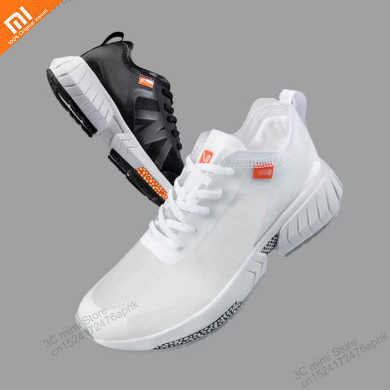 New xiaomi Mijia light sneakers transparent MONO yarn light and fast dry men and women breathable