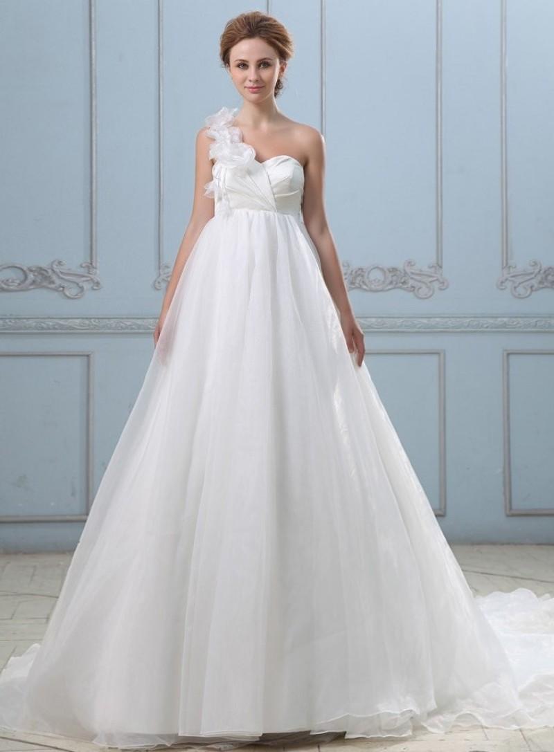 Achetez en Gros la grossesse de mariage robe en Ligne à ...