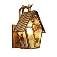 Открытый Настенный бра наружного освещения стены крыльцо свет открытый настенные светильники Водонепроницаемый светильники наружного ос