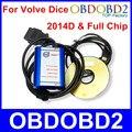 Цена по прейскуранту завода Для Volvo Dice Pro Diangostic Сканер 2014D Многоязыковая Поддержка Обновление Прошивки и Самодиагностики Для Volvo Vida Dice