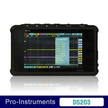 DS203 Tasche Tragbare Mini Digitale ARM Dso Nano DIY kit