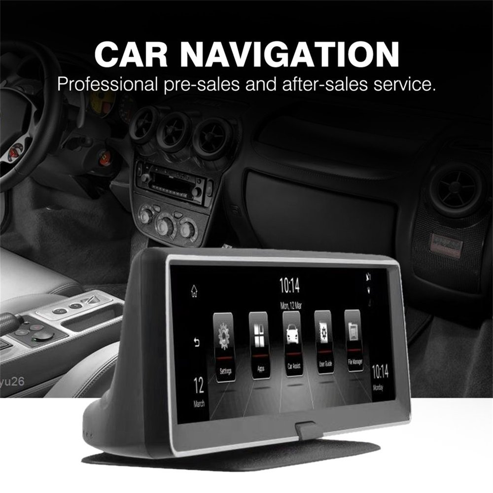 New 7.84 inch Quad Core Car Radio GPS Navigation with Capacitive Screen Stereo Bluetooth WIFI Touch Screen for Android 5.0