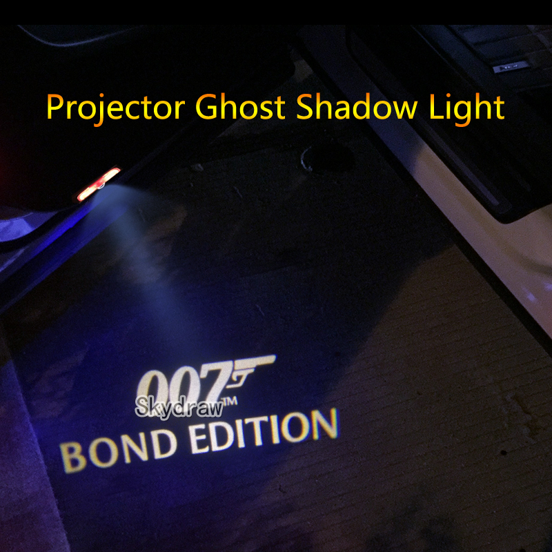 2 Piece For Aston Martin Db9 Db11 Dbs V8 V12 Vantage 007 Logo Car Led Door Warning Light Projector Ghost Shadow Welcome Light Buy At The Price Of 44 84 In Aliexpress Com Imall Com