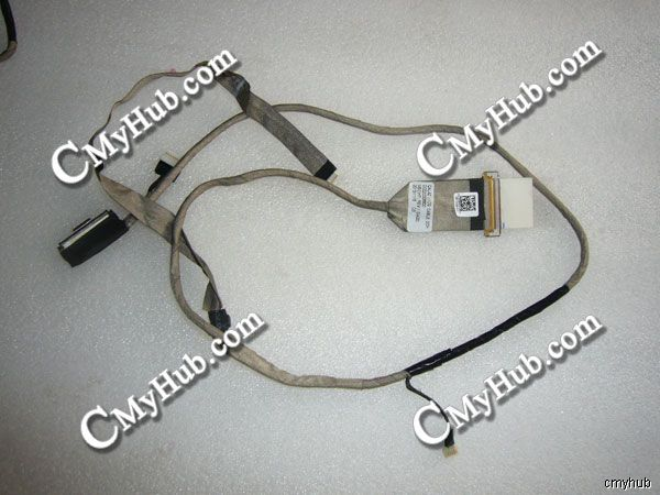 Cn-0vghhx 0vghhx Vghhx Easy And Simple To Handle Dc02c006800 Qala0 2ch Mec Adroit Genuine Led Lcd Screen Lvds Video Cable For Dell Latitude E6530 Laptop P/n ht