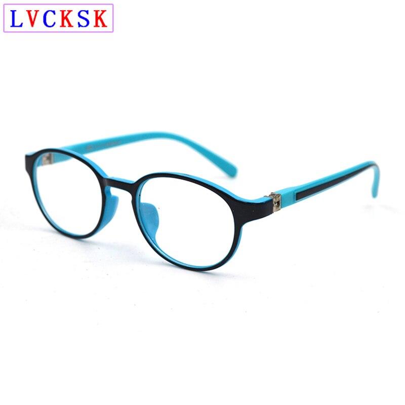 Ehrgeizig 2019 Neue Vintage Gläser Rahmen Tr90 Oval Objektiv Flache Myopie Optische Spiegel Einfache Frauen/männer Brille Rahmen Transparent Brillen L3 üBerlegene Materialien