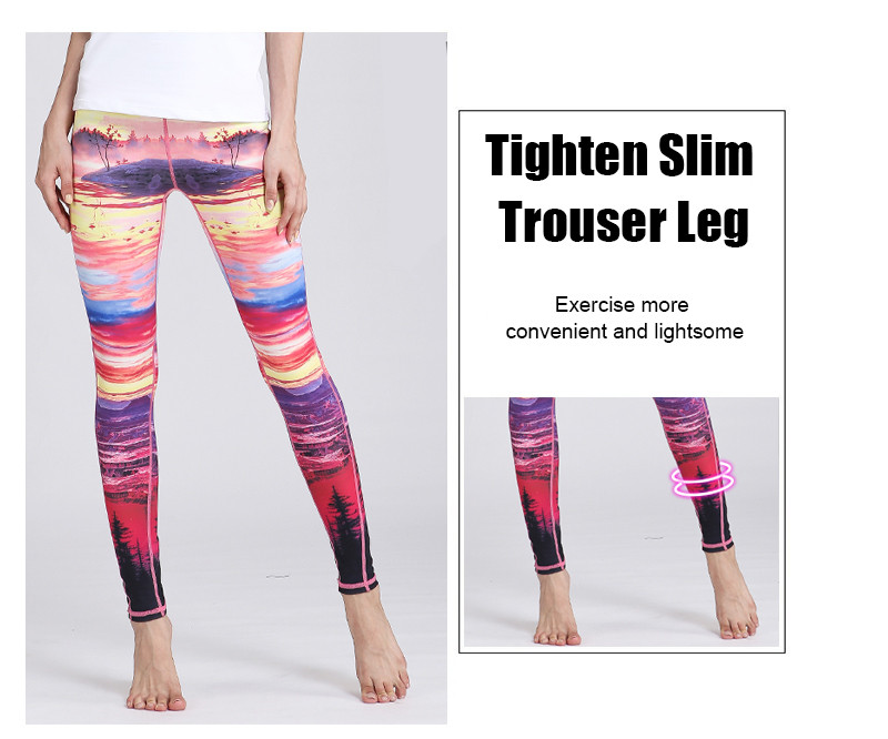 HTB1xY56OxnaK1RjSZFtq6zC2VXar - Fast Dry Women Yoga Pants Workout Print Gym Leggings Running Fitness Training Elastic Sexy Long Tights Trousers for Dancing