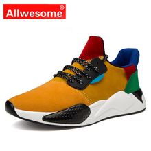 Allwesome Harajuku Mens Casual Sneakers Ultra Boost Light Breathable Shoes Mocassin Superstar Fashion Tenis Masculino