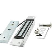 180 280KG Pulling Electric Magnet 190x34x22 mm Holding Magnet Solenoid DC 12V 24V Input Strong Lifting Magnet Controller