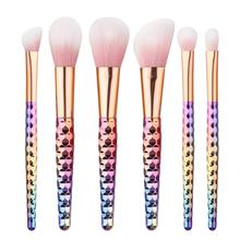 Beauty Girl Hot New 6PCS Cosmetic Makeup Brush Makeup Brush Eyeshadow Brush Oct 24