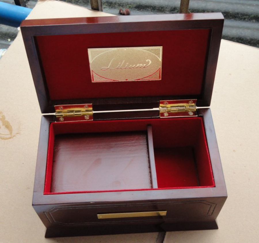 Health Amore Box Legno,