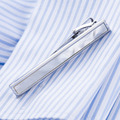 VAGULA Hot Sale Natural Mother Pearl Tie Bar Quality Sea Shell Tie Pin Business Corbata Tie Clip 30