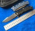 CH 3009 Flipper klappmesser D2 stahl TC4 Titan griff outdoor camping Taktik jagd tasche obst Messer EDC werkzeuge-in Messer aus Werkzeug bei