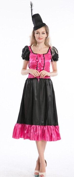 Donne Sexy Vichingo Deluxe Costume Adulto cosplay di halloween fantasie costumi can can costume di ballo più il formato S M L XL 3XL 5XL