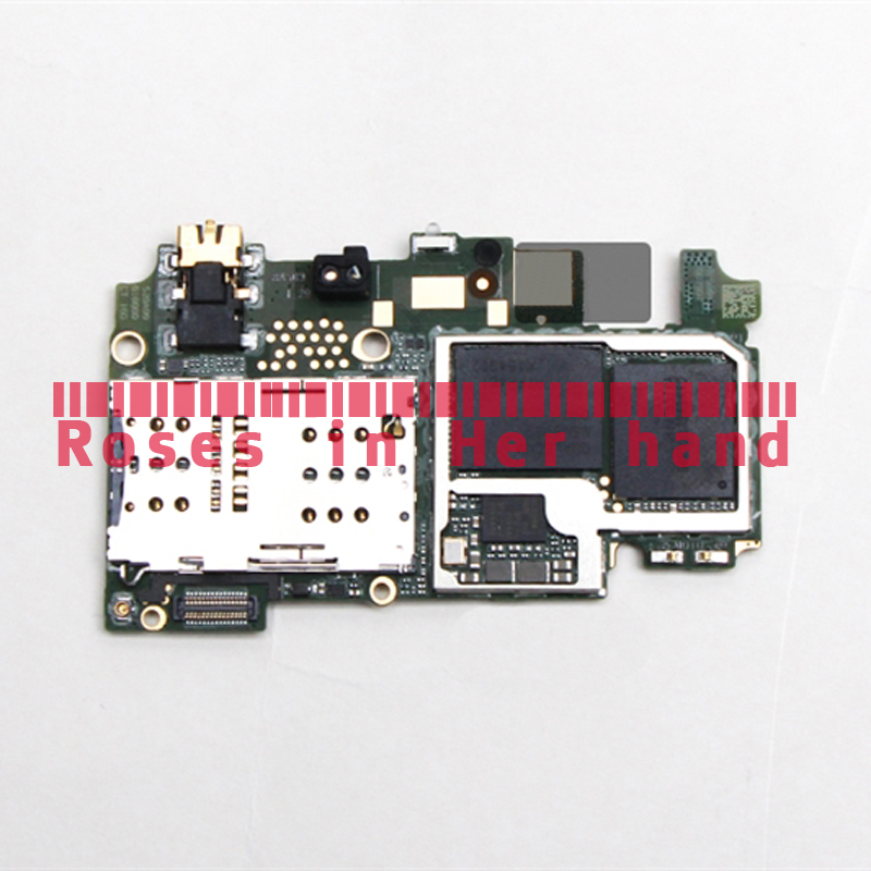 (Tested) Full Working Original Unlocked For Xiaomi Redmi 3 16GB Motherboard Logic Mother Circuit Board Lovain Plate