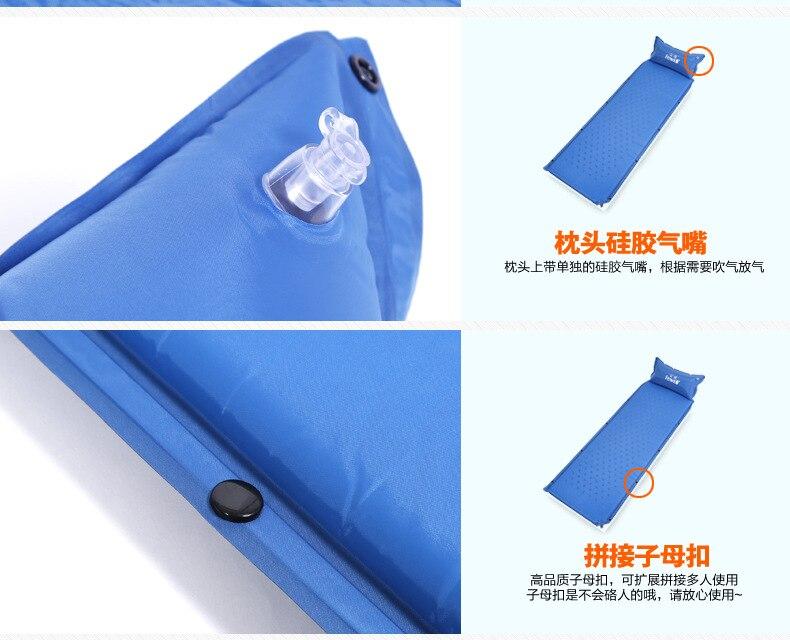 livre tenda peso leve fácil de transportar verde azul