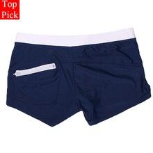 TOPPICK New Swimwear men swimsuit Sexy swimming trunks sunga hot mens swim briefs Beach Shorts mayo sungas de praia homens