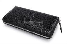 100 genuine crocodile leather purse and alligator skin wallets 2015 fashion women clutch