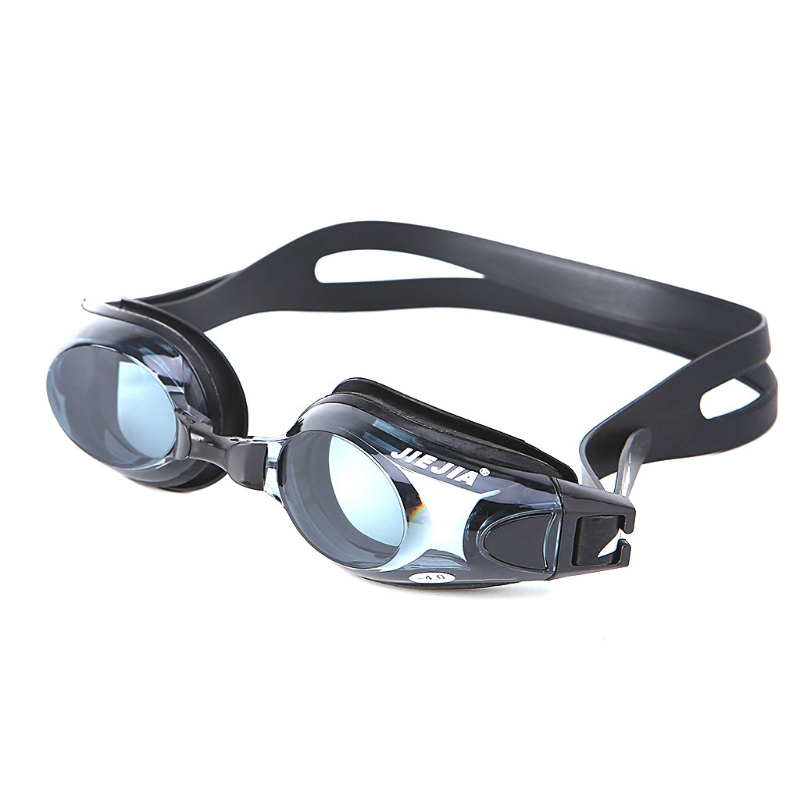 Swimming Pro Optical Myopia Nearsighted Goggle Swim Glasses Anti-fog Waterproof