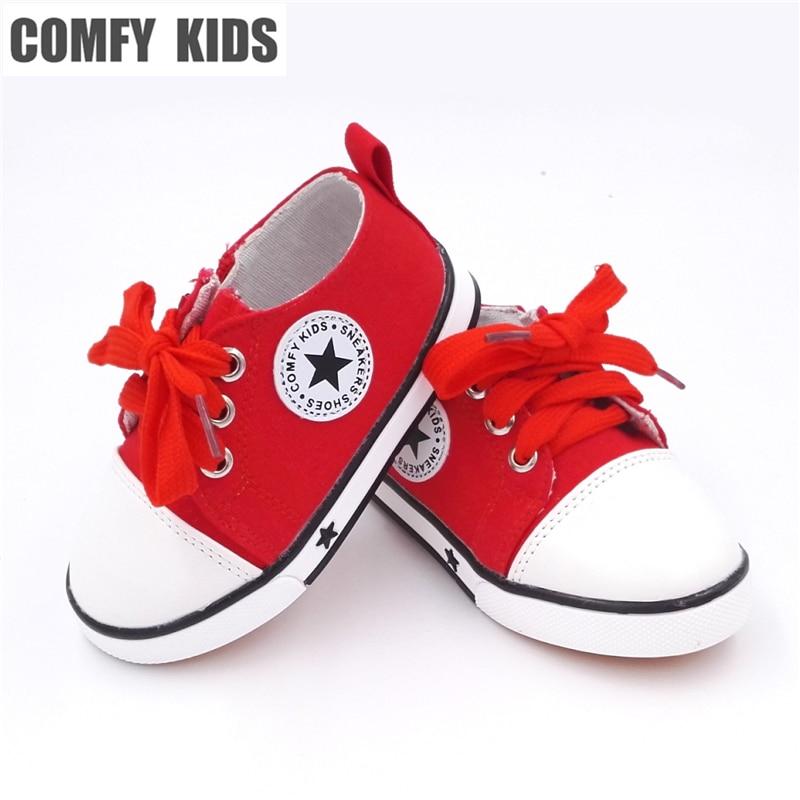 Zapatos de bebé cómodos para niños Zapatos de lona transpirables - Zapatos de bebé - foto 2