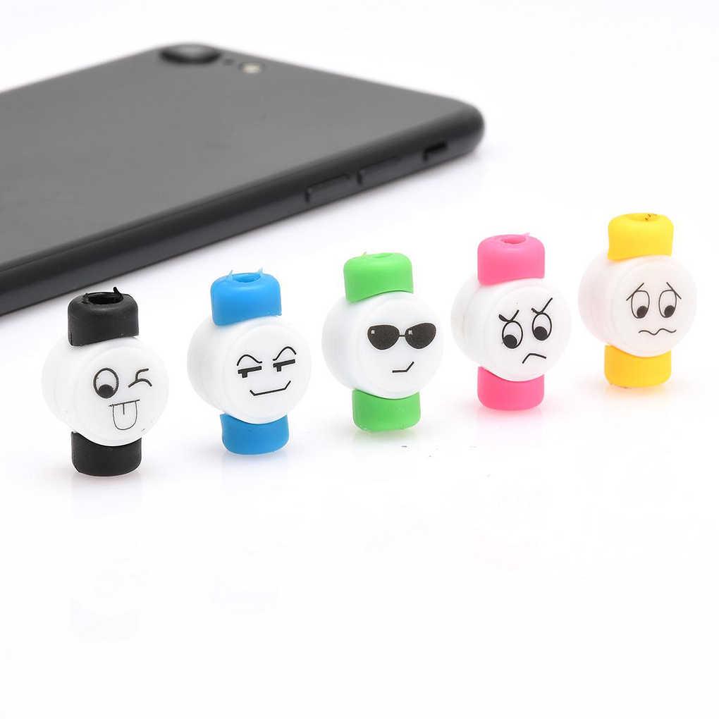 5 шт. милый протектор галстука-бабочки для iPhone usb зарядка данных сетевой шнур протектор защитный чехол кабель защитный чехол для кабеля