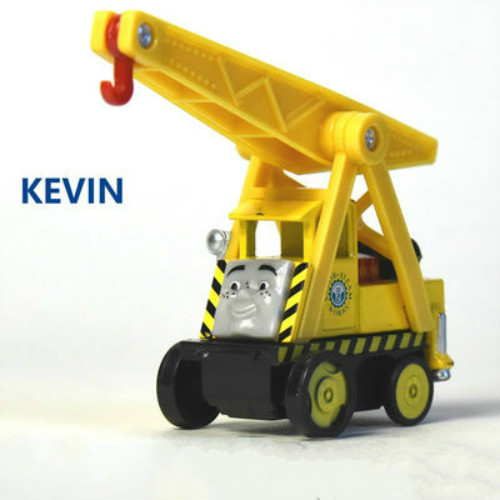 Kevin--die Cast Trains Magnetic Connector Magnetic Tails The Tank Engine Trains Kids Toy For Children Diecasts & Toy Vehicles