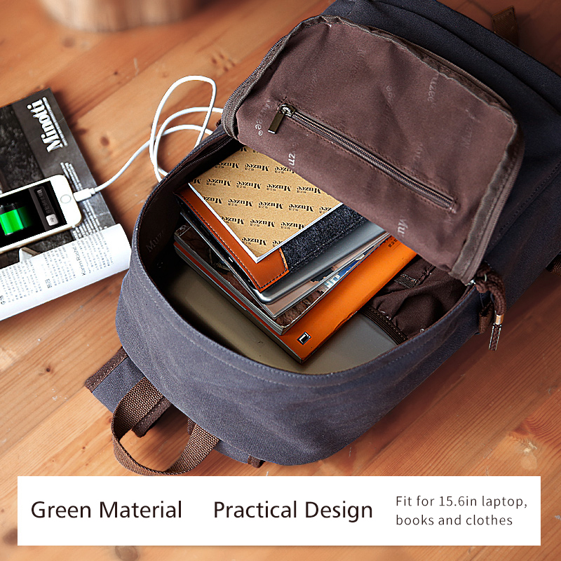 mochila escolar estudante universitário para Marca : Muzee