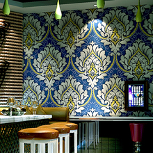 beibehang Geometric KTV gold foil wall papers home decor 3d flooring wallpapers for living room bedroom Hotel entertainment club