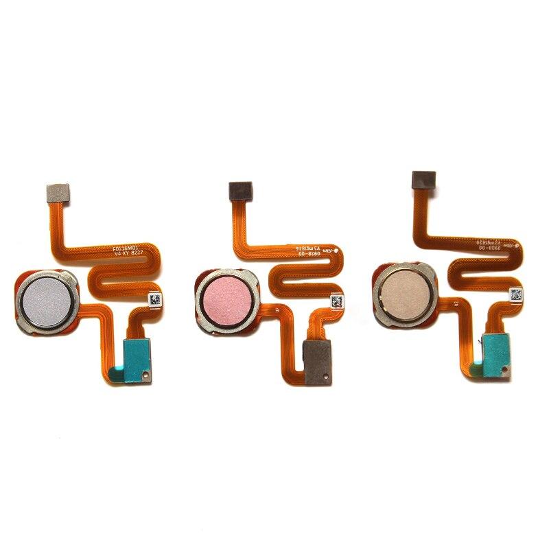New Fingerprint Sensor Flex Cable For Xiaomi Redmi S2 Home Button Module Flex Cable Menu Key High Quality