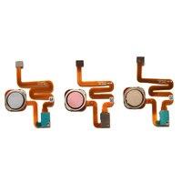 Novo sensor de impressão digital cabo flexível para xiaomi redmi s2 casa módulo botão cabo flexível menu chave alta qualidade