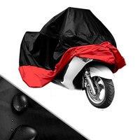 CHURRASCO @ FUKA Nova Motocicleta Película Protetora À Prova D' Água Bicicleta Poeira Capa de Chuva XXL Apto Para V-Star1100 2004-2009 Motocicleta cobre