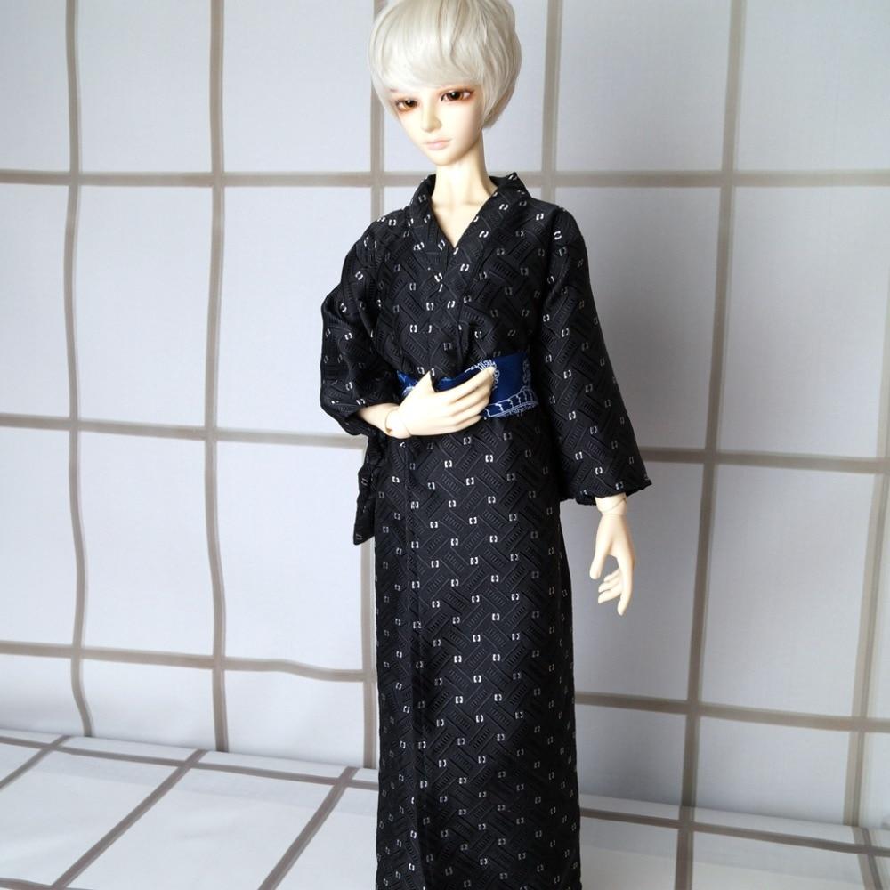 "BJD Bathrobe White Clothing For Male 1//3 24/"" 60cm SD DK DZ AOD Volks Doll"