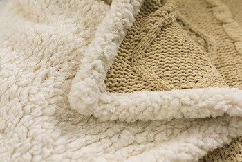 Couverture Chauffante Portable   Couverture Molle De Plaid Prismatique De 150*200 Cm Pour La Maison Couverture De Jet De Sofa Pour Des Lits Couverture Chaude épaisse De Noël De Drap D'hiver