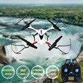 Impermeable drone jjrc h31 rc quadcopter 2.4 ghz 4ch modo sin cabeza/una tecla de función de retorno/llevó lighy dron hq rc toys buen regalo