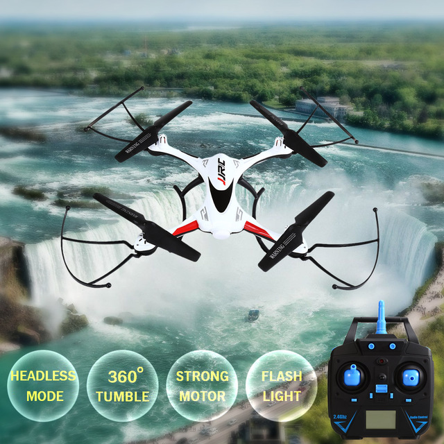 Waterproof Drone JJRC H31 RC Quadcopter 2.4GHz 4CH Headless Mode/One Key Return Feature/LED Lighy Dron H-Q RC Toys Good Gift