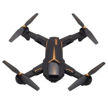 XS812 Dobrável GPS Quadcopter Zangão RC com 2MP HD Camera WiFi + GPS Positoning Hold Altitude da Aeronave Helicóptero Aeronaves