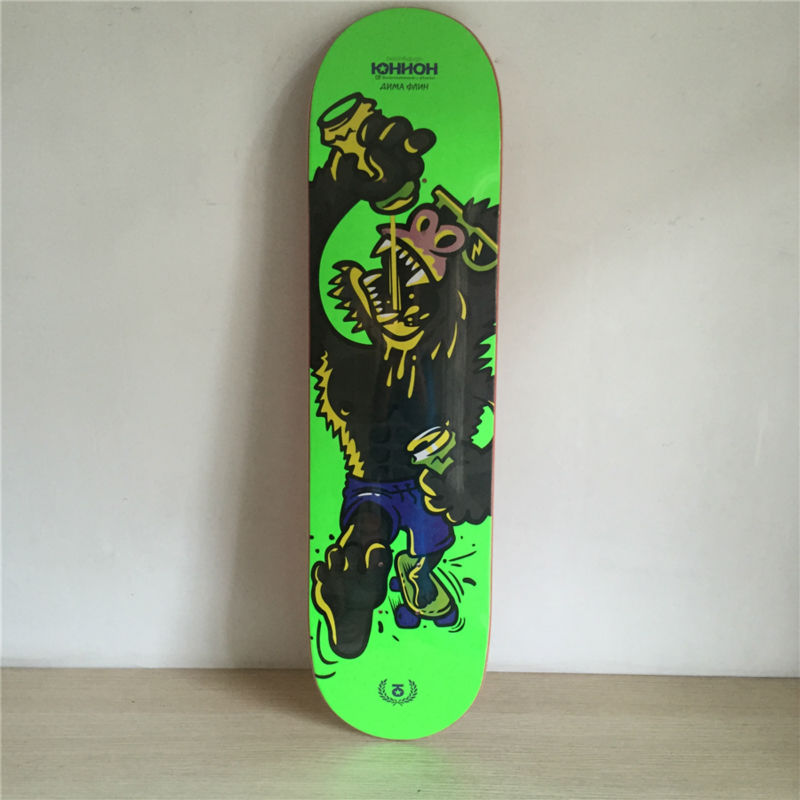 UNION skateboarding deck  (17)