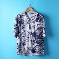 2017 New Darkman Casual 5XL 4XL Xxxl Xxl V Neck Large Size Tops Long Shirt Plus
