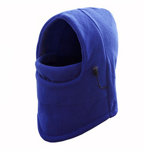 New Arrival Face Mask Thermal Fleece Balaclava Hood Swat Bike Wind Winter wind-proof and sand-proof Stopper Beanies CC0013 2