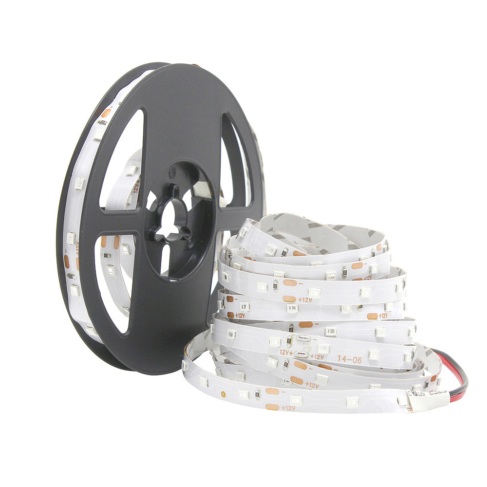 High Bright SMD LED Strip Waterproof 5M 300LED DC 12V LED Light Strips Flexible Tape RGB /Warm/White/Blue/Red/Green/Pink