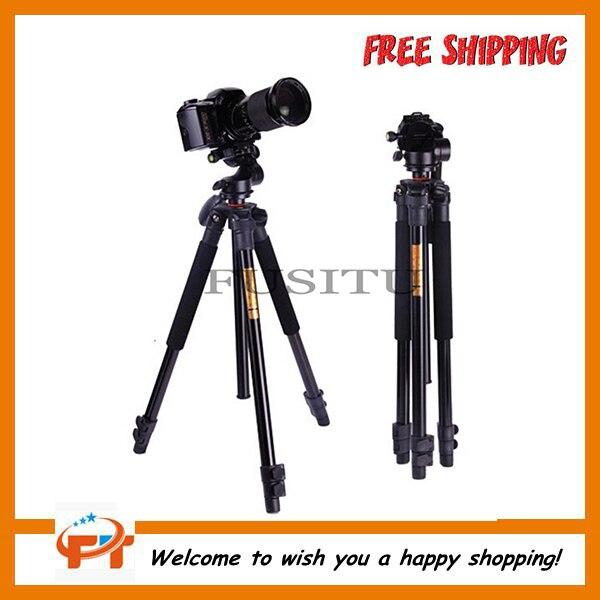 QZSD Q360A SLR camera tripod professional portable tripod for Camera
