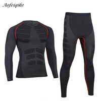 2016 Winter Thermal Underwear Sets Men Brand Quick Dry Anti Microbial Stretch Men S Thermo Underwear