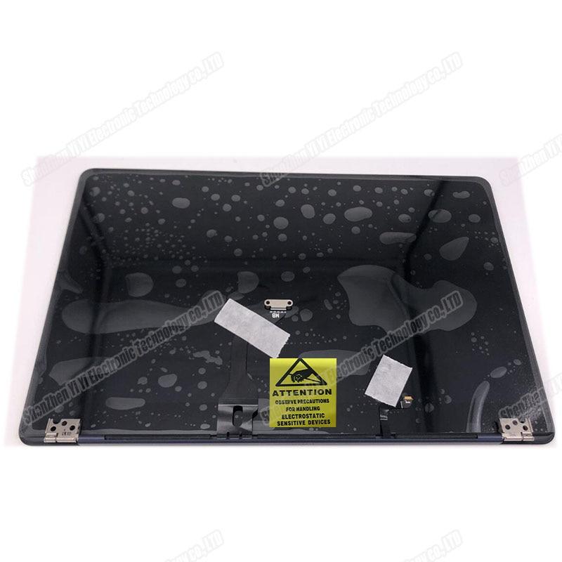 4 pcs LCD screen for ASUS ZenBook 3 Deluxe UX490UA UX490U UX490UAR UX490 notebook LCD display FHD blue upper half replacement