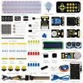 Бесплатная доставка! новый keyestudio Расширенный Стартер Обучение Kit для Arduino (без MCU Доска)