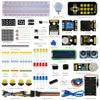 Free Shipping 1PCS UNO R3 MEGA328P ATMEGA16U2 Keypad Shield V2 0 Lcd Expansion Board For Arduino