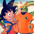 New Dragon Ball camiseta Homens Camiseta Homme 2016 Verão estilo Anime Comic V Pescoço Camiseta Casual Algodão Marca Cosplay 3D T-shirt