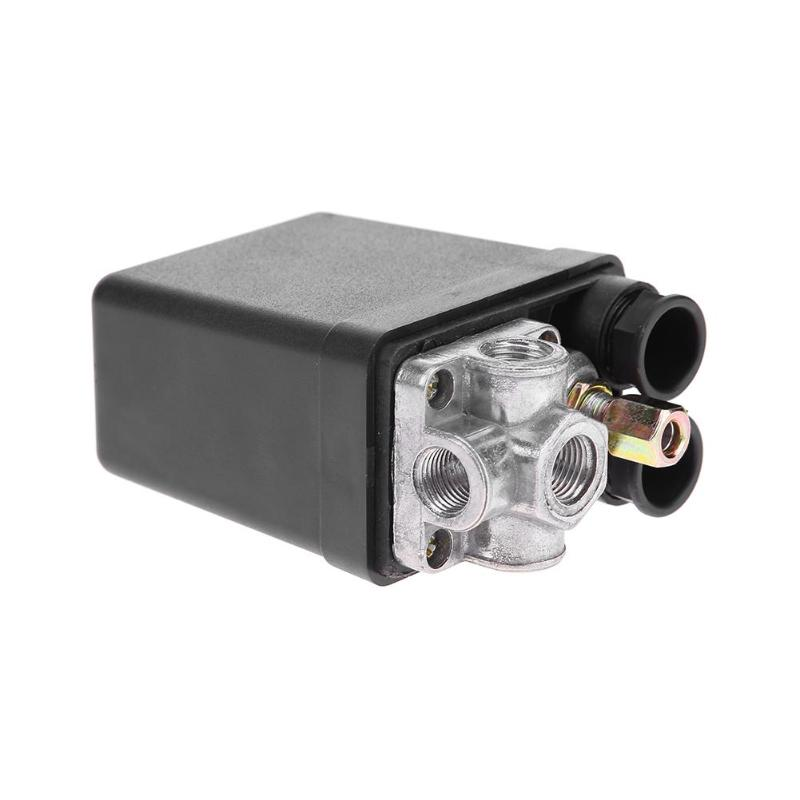 Automatic Air Compressor Pressure Switch Control Valve Heavy Duty Pump Electrical Equipment Switch Accessories